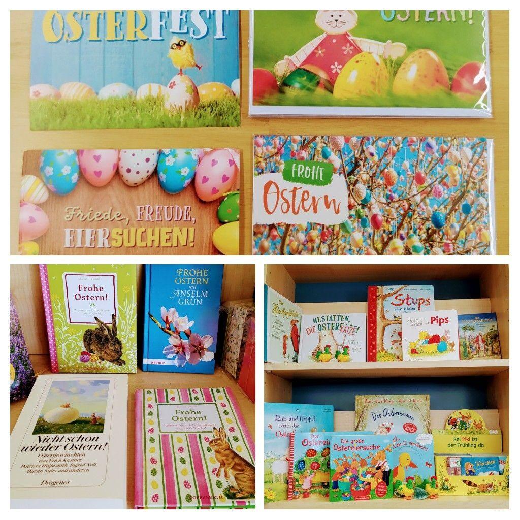 Bücher zu Ostern