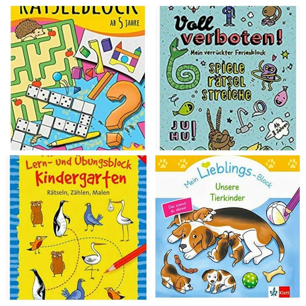 Rätselbücher für Kinder