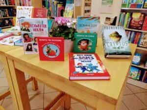 Neue Kinder- und Jugendbücher
