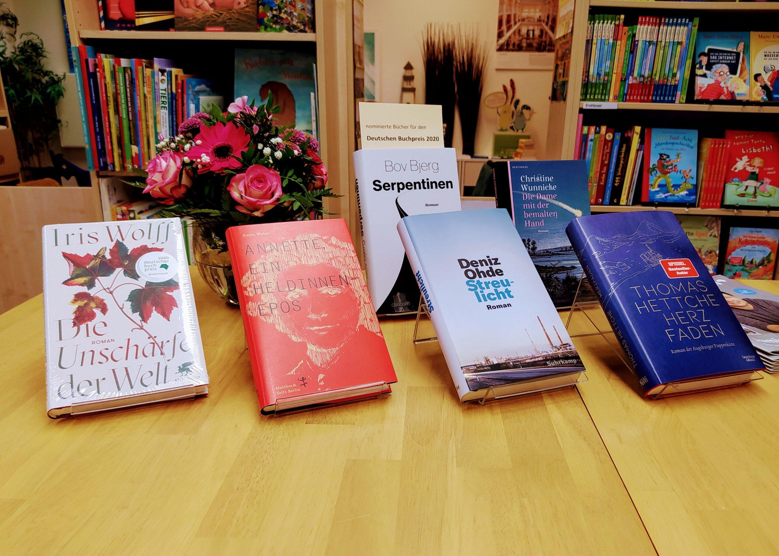 Deutscher Buchpreis