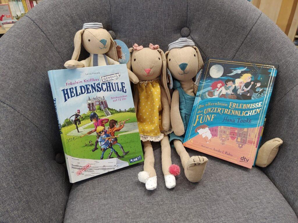Bücher für Grundschulkinder