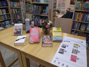 """Shortlist """"Deutscher Buchpreis"""""""