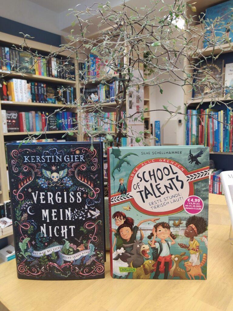 Neue Kinder-und Jugendbücher
